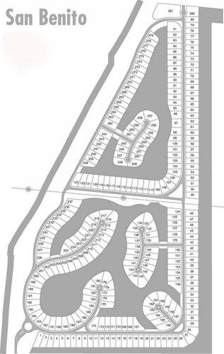 barrio privado san benito- complejo villanueva, benavidez