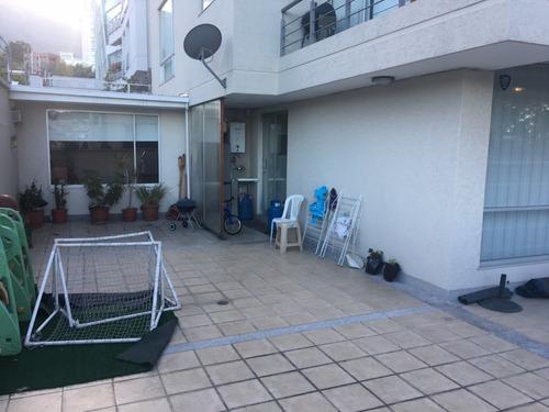 barrio quito tenis, moderno departamento 110 mts + terraza