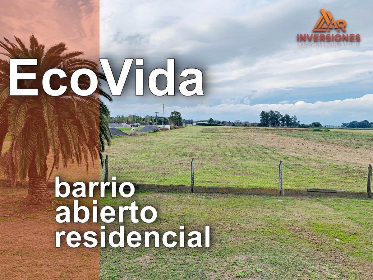 barrio residencial en villa amelia ruta 18 (ovidio lagos)