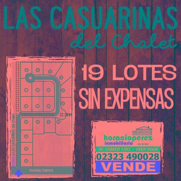 barrio residencial sin expensas 931 m2  ( lote en open door )