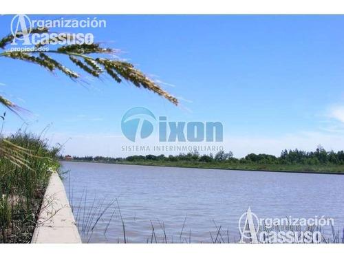 barrio san juan - lote venta usd 285.000 -villa nueva - tigre