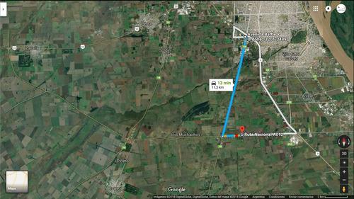 barrio santa susana (cerca la carolina) ruta ao12