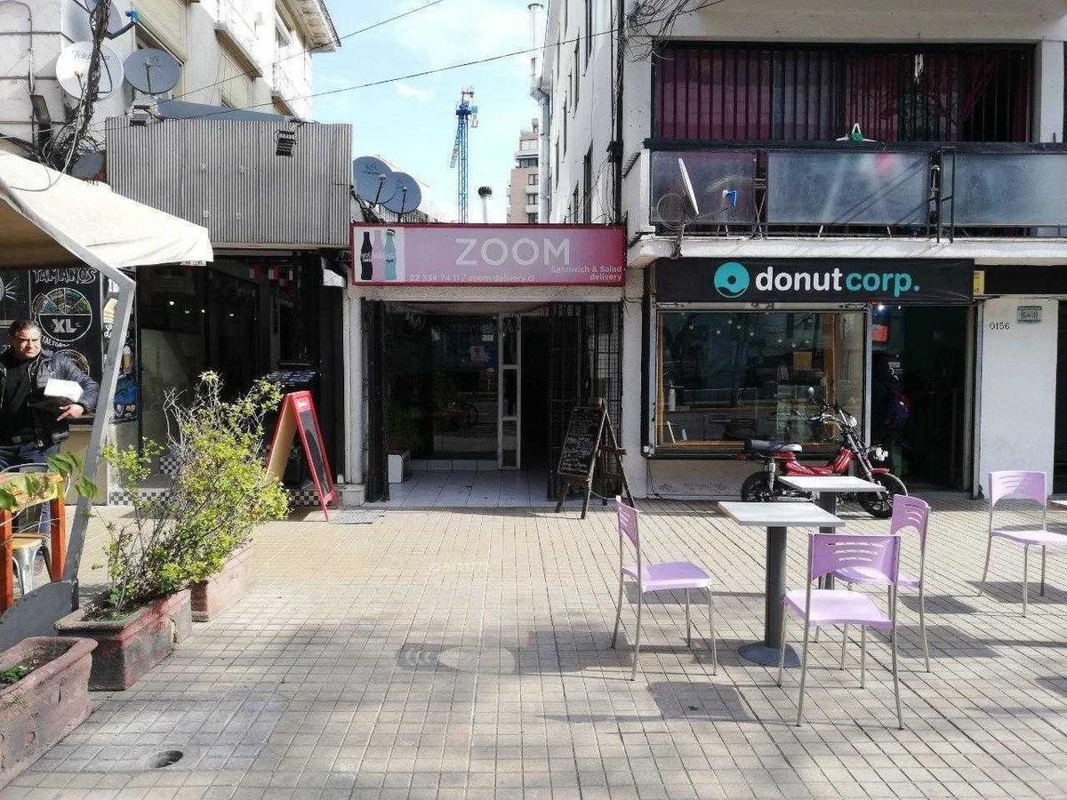 barrio suecia - costanera center