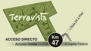 barrio terravista - lote 286 1050m2