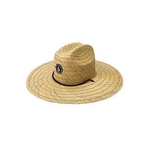 Barrio Volcom Hombres De Sombrero De Paja -   138.990 en Mercado Libre 7712325e5f7