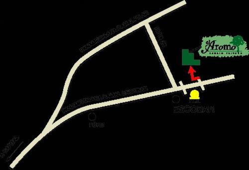 barrios cerrados  el aromo , km 55, loma verde