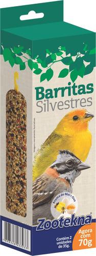 barrita para pássaro silvestre - 70 g