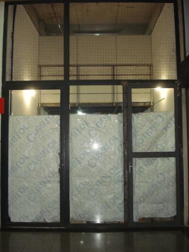 barro preto - loja em galeria - 55m² - 165 mil  vip. - 330