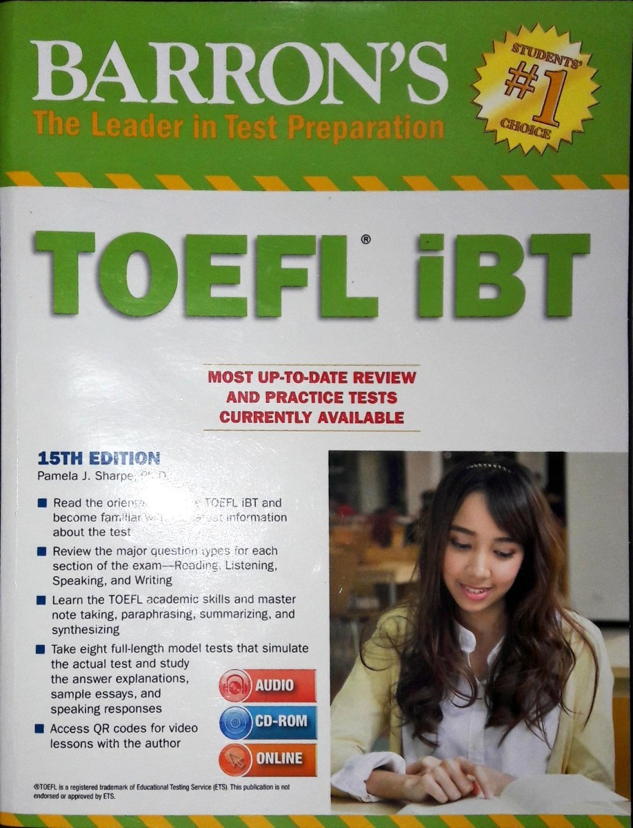 Barrons toefl ibt with cd rom and mp3 audio cds 15th edit r 88 carregando zoom fandeluxe Choice Image