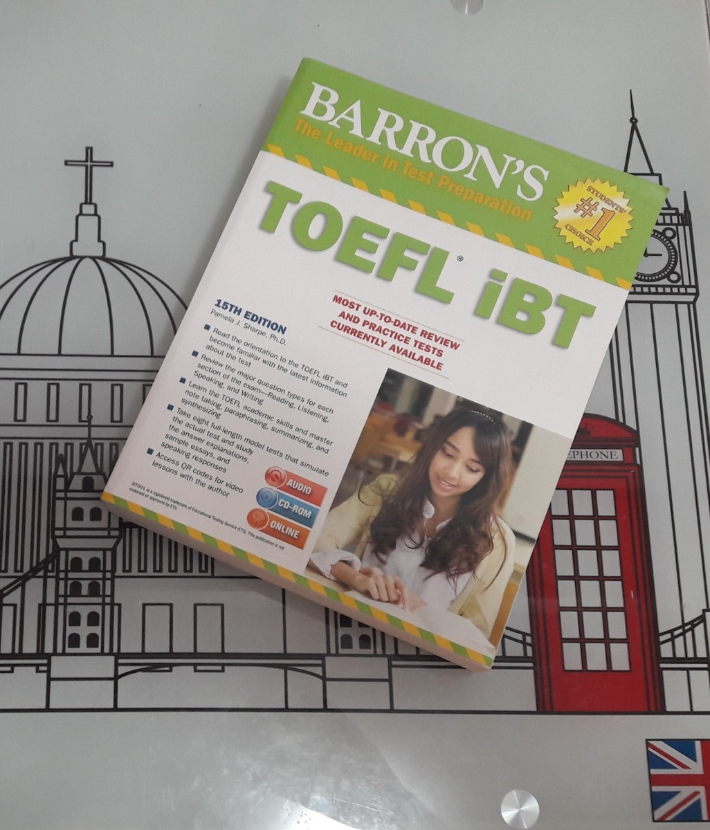 Barrons toefl ibt with cd rom and mp3 audio cds 15th edit r 88 carregando zoom fandeluxe Images