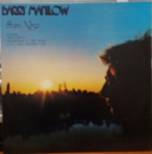 barry manilow  even now  1978 (lp zerado com encarte)