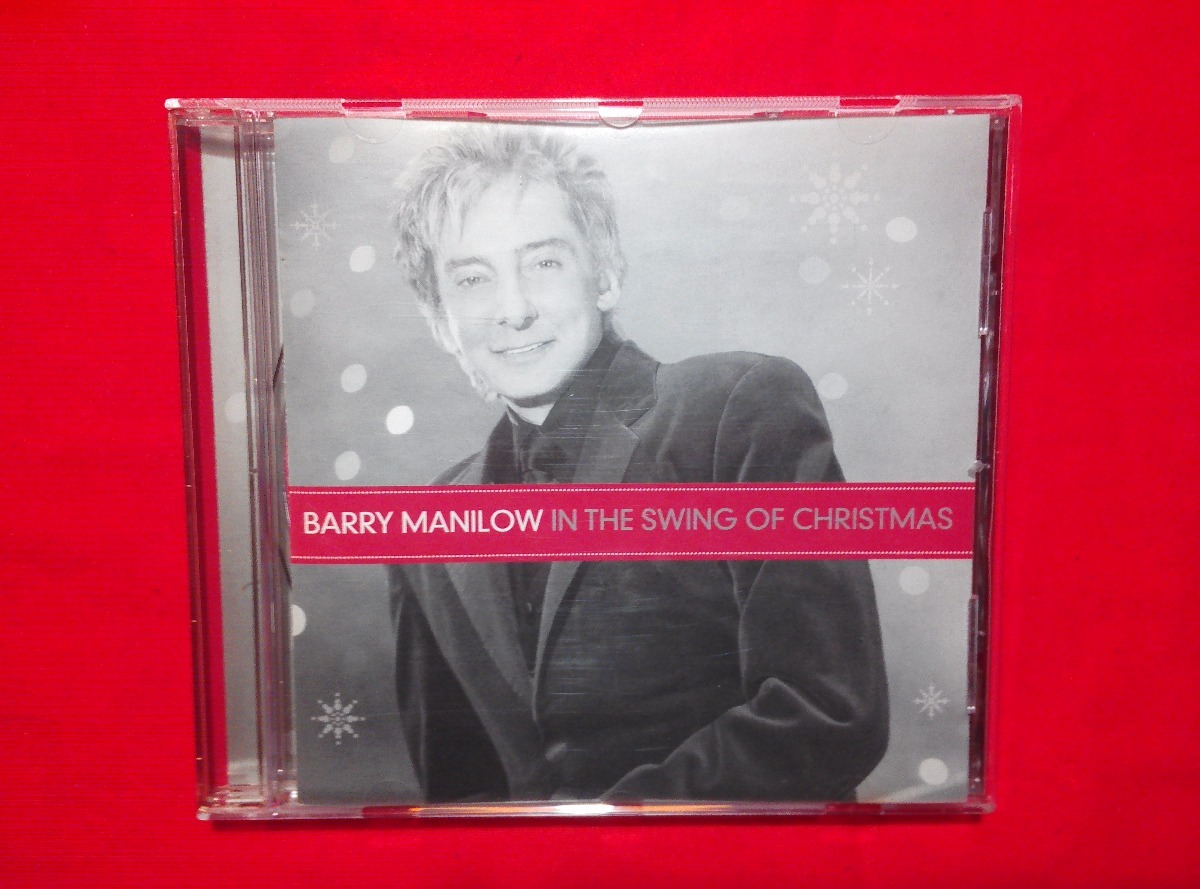 Barry Manilow Navidad In The Swing Of Christmas Cd Impecable - $ 200 ...