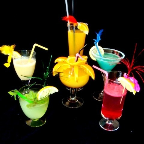 bartender barra movil cocteleria organización de eventos