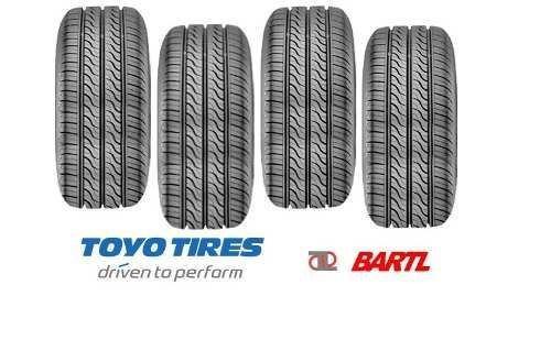 bartl cubierta 175/65/14 toyo 350 x 4 balanceada neumático