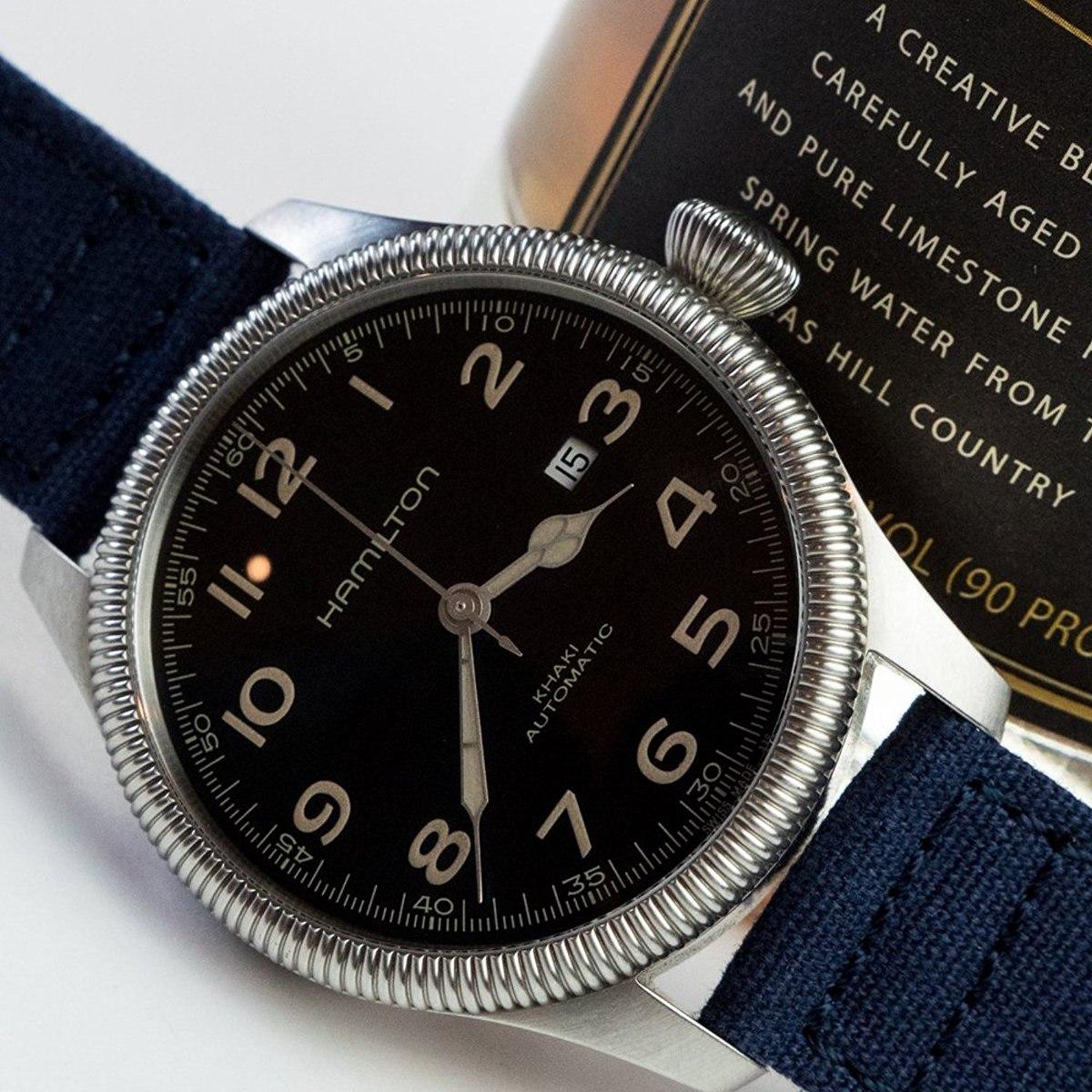 barton correas para reloj de pulsera de tela ... 1104fdbe7b51