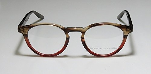 Barton Perreira Chryssa Mens//Womens Designer Full-rim Premium Eyeglasses//Eye Glasses