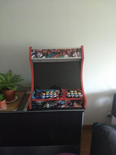 bartop arcade multijuegos retro neo geo snes nes atari retro