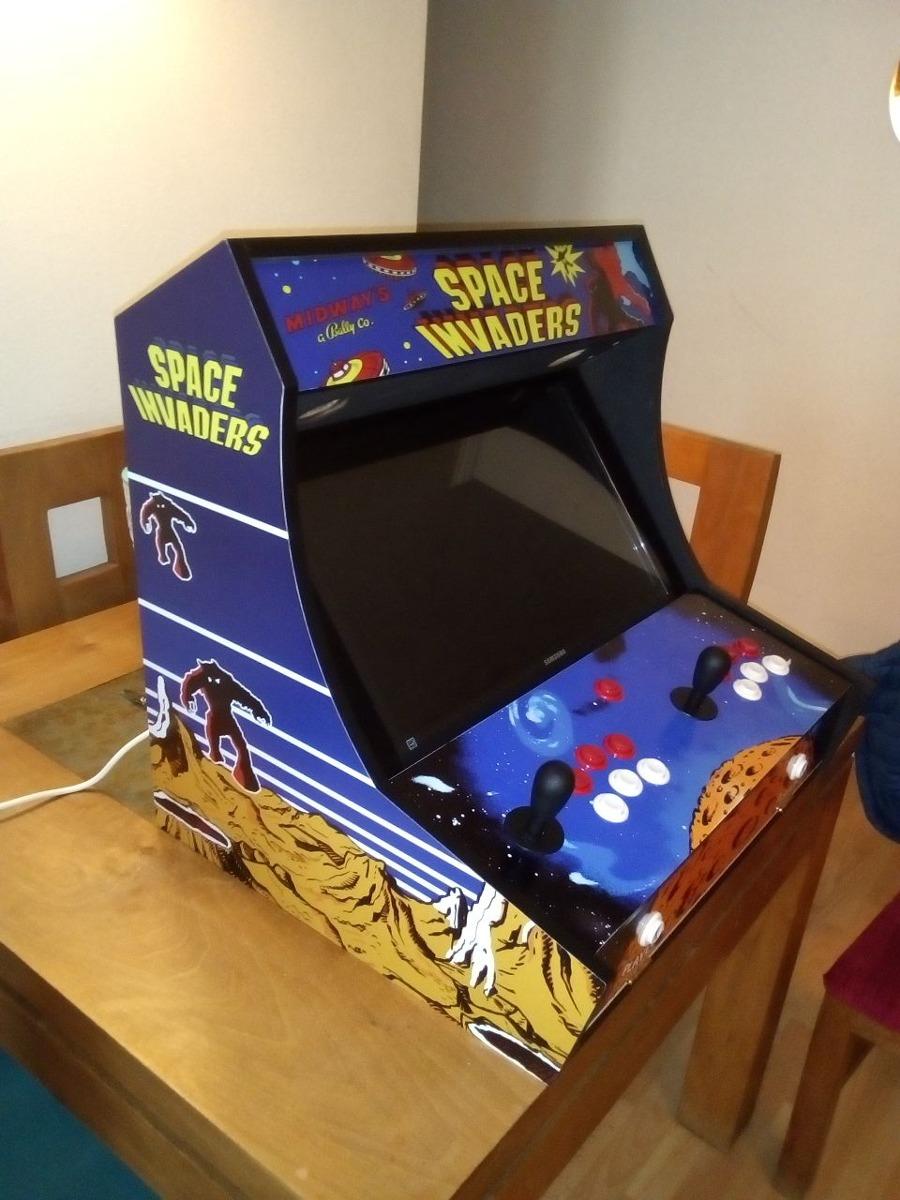 Bartop Arcade Raspberry Pi