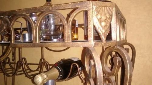 barzinho de ferro ouro velho- relíquia