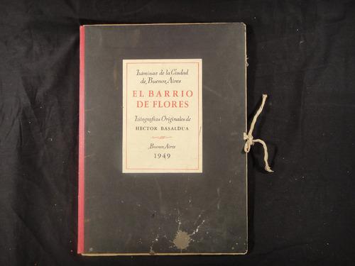 basaldua, h. láminas de la ciudad  de buenos aires. 1949.