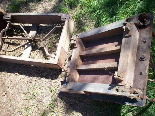 bascula antigua para restaurar