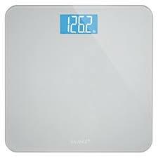 báscula de baño de peso corporal digital