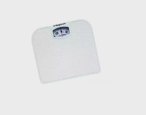bascula de baño hut analoga 130kg