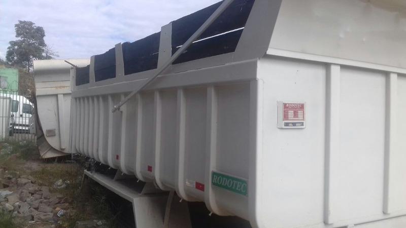 báscula de caminhões