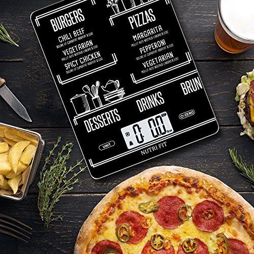 báscula de cocina digital báscula de cocina multifunción