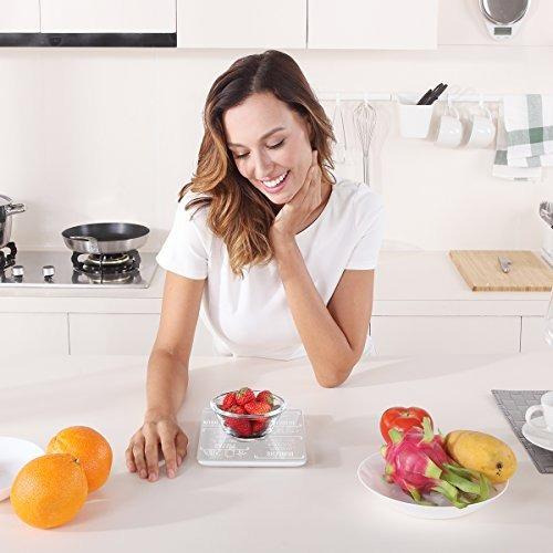 báscula de cocina digital báscula de cocina multifunción con