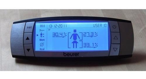 bascula de diagnostico,bluetooth,usb y software bf105 beurer