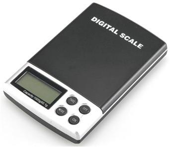 bascula digital balanza electronica 2000 gramos / 0.1 g cs