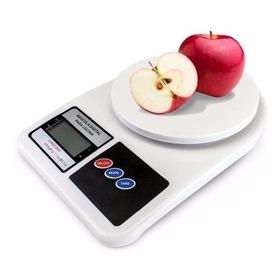 Bascula Digital Cocina Lcd Alta Precision 1g A 5kg