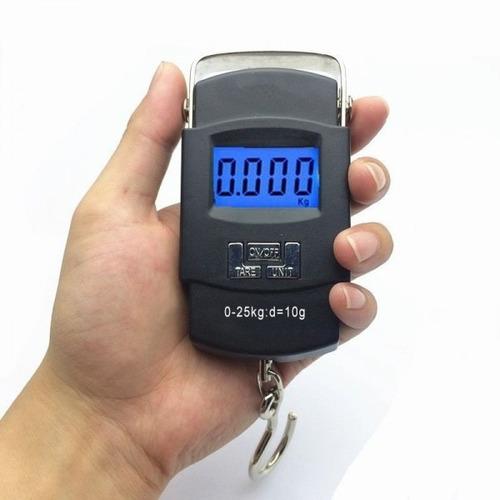 bascula digital de bolsillo viajera equipaje 25k 207123 obi
