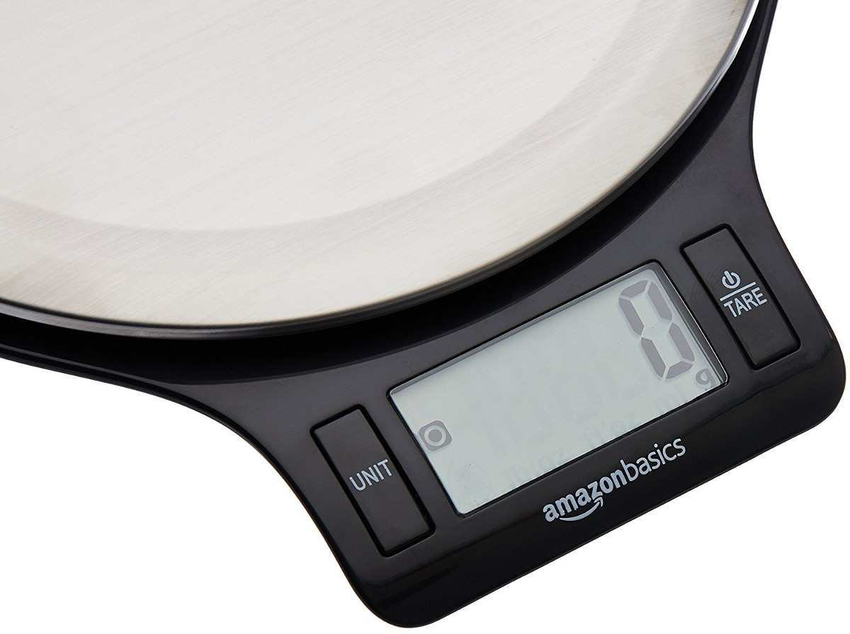 Bascula Digital De Cocina Con Lcd Amazon - $ 100.000 en Mercado Libre
