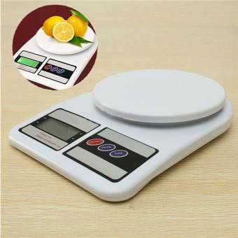 bascula digital gramera de cocina pesa de 1 gramo a 10 kilos