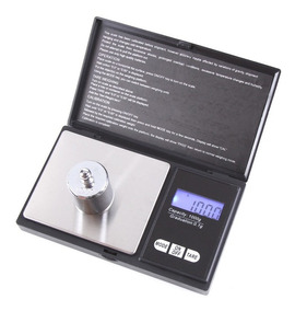 Envio express Bascula digital gramera hasta 1 kg para joyeria cocina