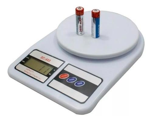 bascula digital gramera para cocina 1 a 10kg