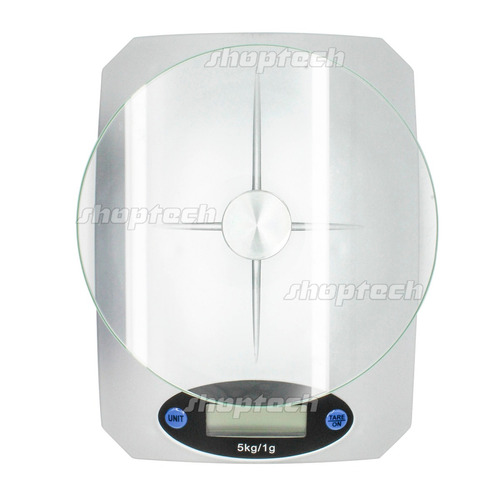 báscula digital lcd multifuncional de 1 gramo hasta 5 kilos!