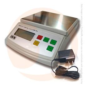 Báscula Electrónica Gramera 5 Kg Con Eliminador Ibn B-5