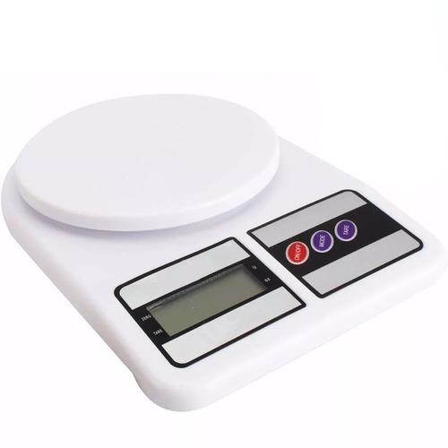 bascula gramera cocina digital 1 gramo 10kg lcd oz precision