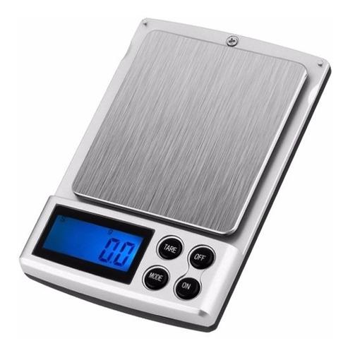 bascula gramera digital 0.1gr x 1000gr - 1000 gramos 1 kilo