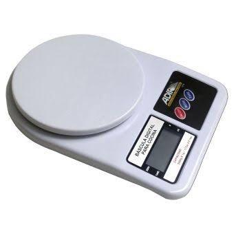 Bascula gramera digital adir para cocina de 1g a 5kg en mercado libre - Basculas de cocina digitales ...