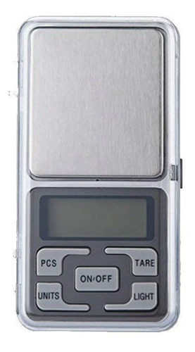 bascula gramera digital de 0.1gr x 500 gramos