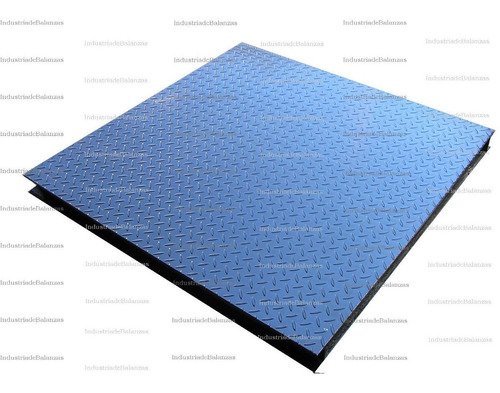 bascula industrial 3000 kg - nacional -[ fabricante ]