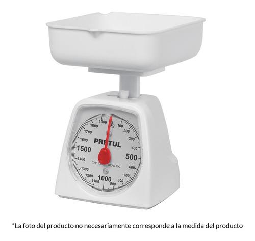 báscula mecánica pretul de cocina para 3 kg 29972