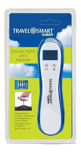 bascula para equipaje compacta digital ts603lses