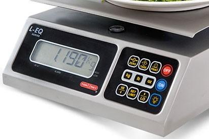Bascula punto de venta torrey leq 5 10 kg software pdv for Basculas digitales para cocina
