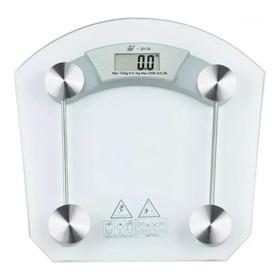 Báscula Vidrio Pantalla Digital- Control De Peso Hasta 180kg