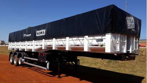 basculante agricola 45 m3 2019 0 km comprida pra 48,5 ton